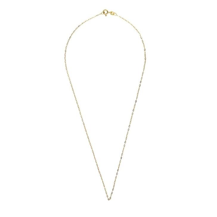 Kette, LLR Studios, Sparkle Chain 45cm Necklace Gold