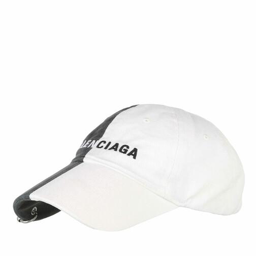 balenciaga -  Mützen - 50/50 Baseball Logo Cap - in bunt - für Damen