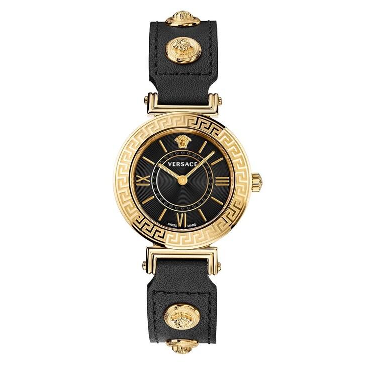 Uhr, Versace, Tribute Watch Black