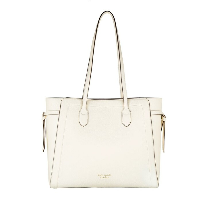 Handtasche, Kate Spade New York, Large Tote  Parchment