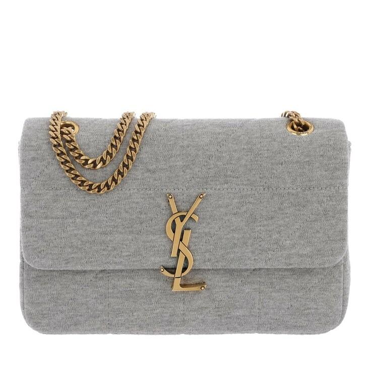 Handtasche, Saint Laurent, Jamie Crossbody Bag Grigio