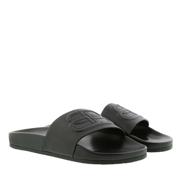 Schuh, Balenciaga, Pool Slide Black
