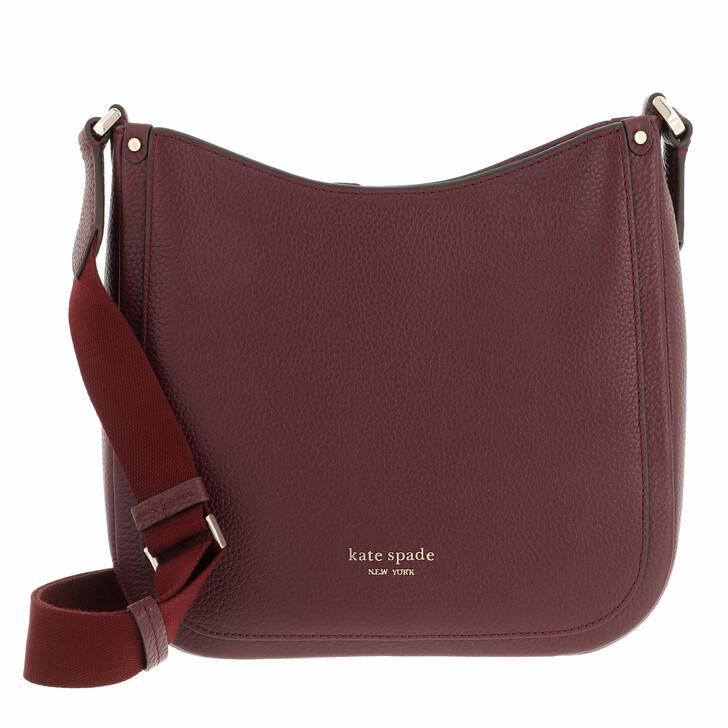 bags, Kate Spade New York, Rltte Medium Messenger  Grenache