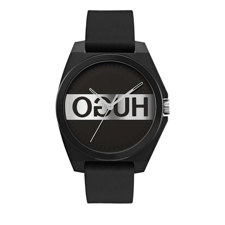 Uhr, Hugo, Women Quartz Watch Black