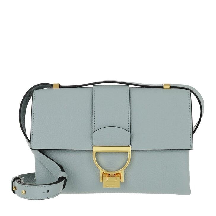 bags, Coccinelle, Handbag Grainy Leather Cloud