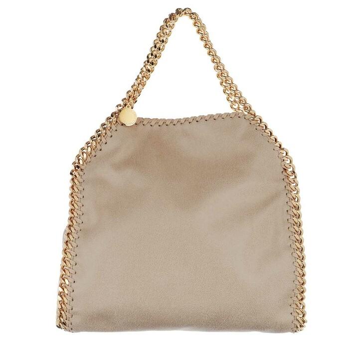 Handtasche, Stella McCartney, Mini Falabella 3Chains Tote Bag Butter Cream