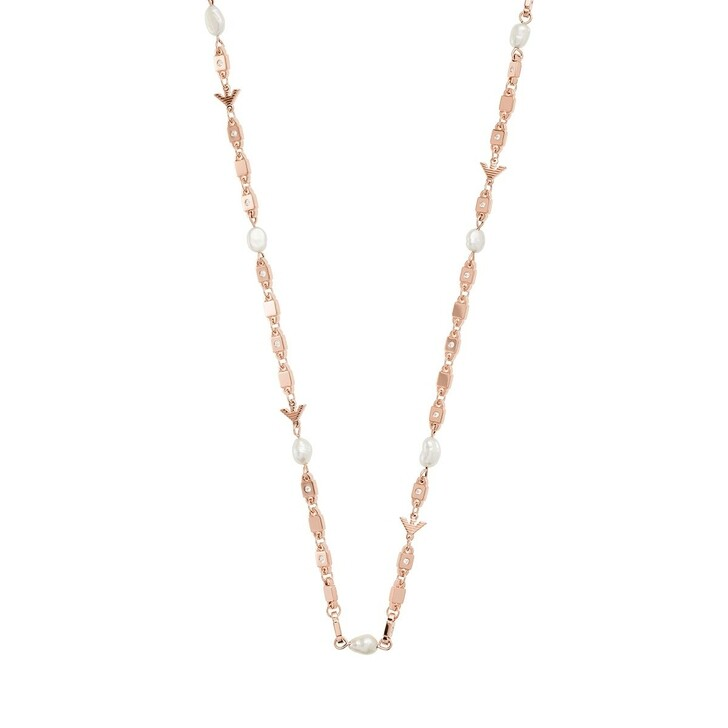 Kette, Emporio Armani, Essential Necklace EG3448221 Sterling Silver Rose Gold