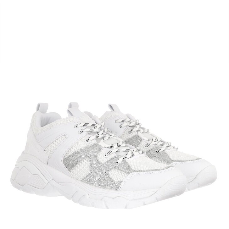 shoes, Guess, Marlia Active Lady Leather Sneaker White