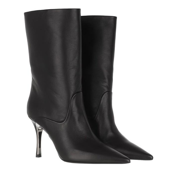 Schuh, Furla, Code High Boot Leather Black