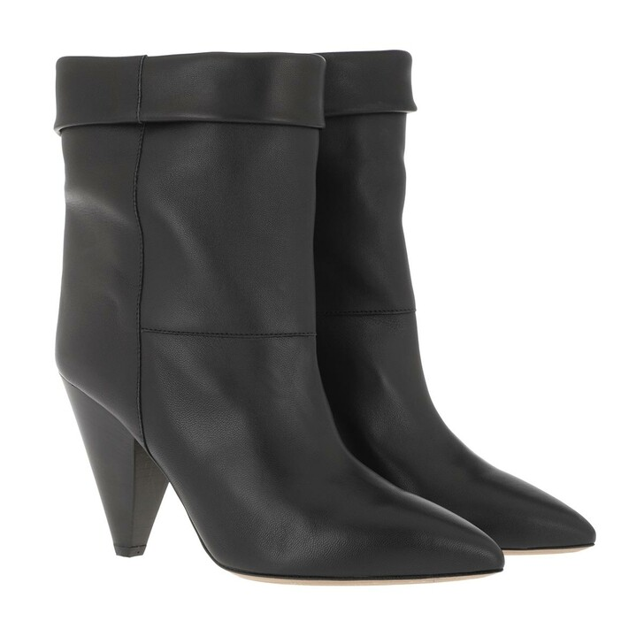 Schuh, Isabel Marant, Luidi Boots Leather Black