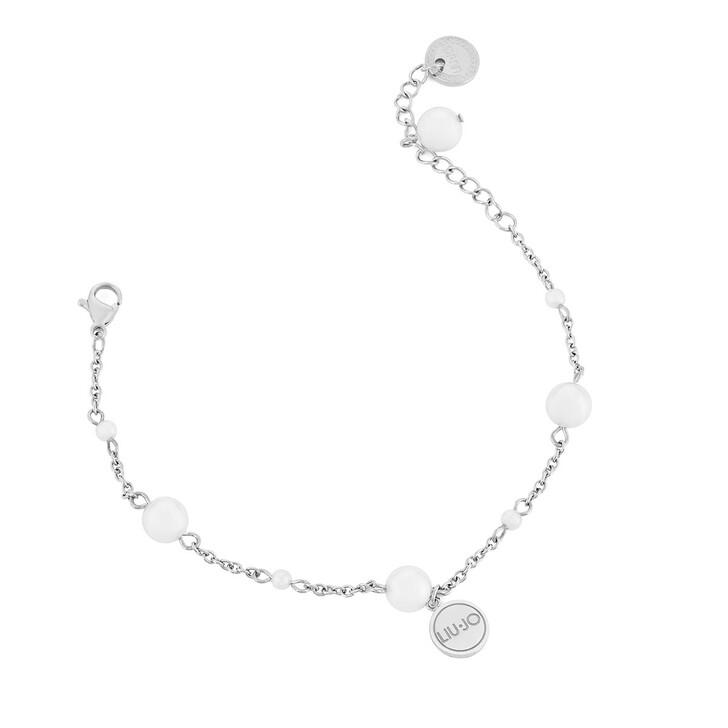 Armreif, LIU JO, LJ1501 Stainless steel Bracelet Silver