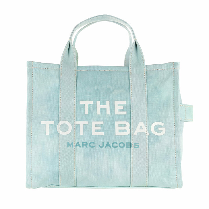 bags, Marc Jacobs, The Tie Dye Tote Bag Blue Multi