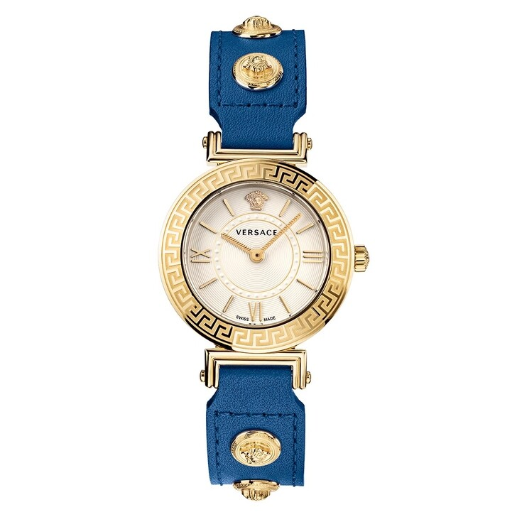 Uhr, Versace, Tribute Watch Silver-Tone