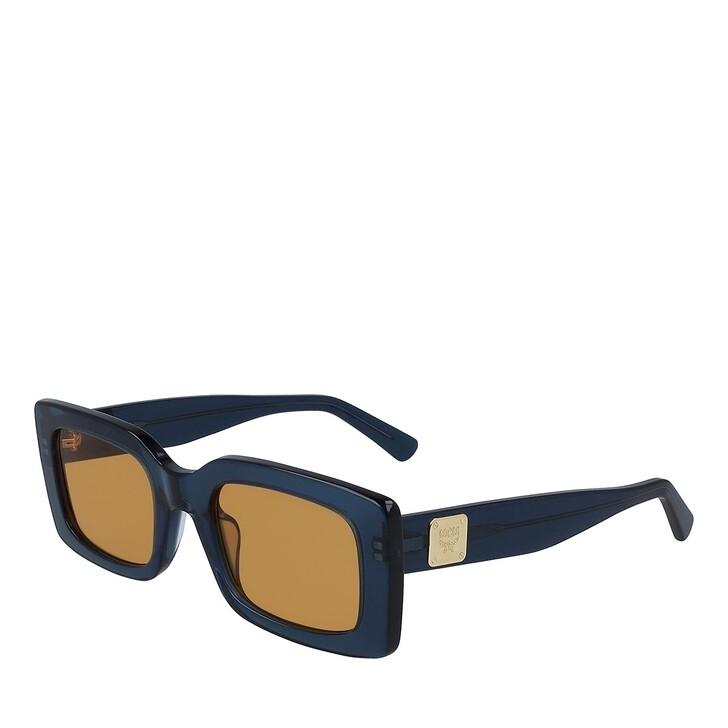 Sonnenbrille, MCM, MCM687S BLUE