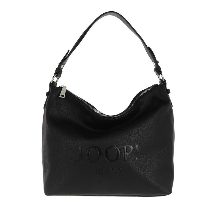 Handtasche, JOOP!, Lettera Dalia Hobo Lhz Black