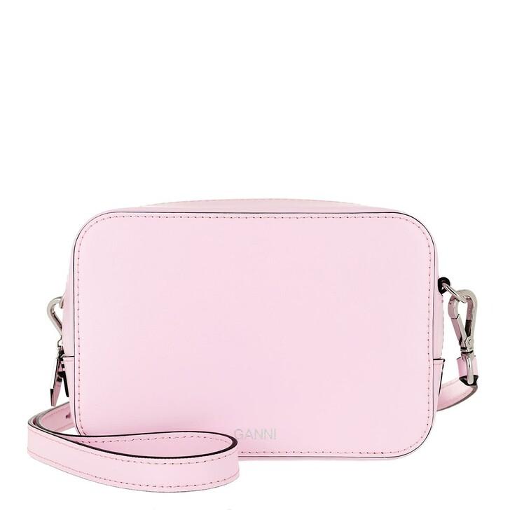 Handtasche, GANNI, Camera Bag Cherry Blossom