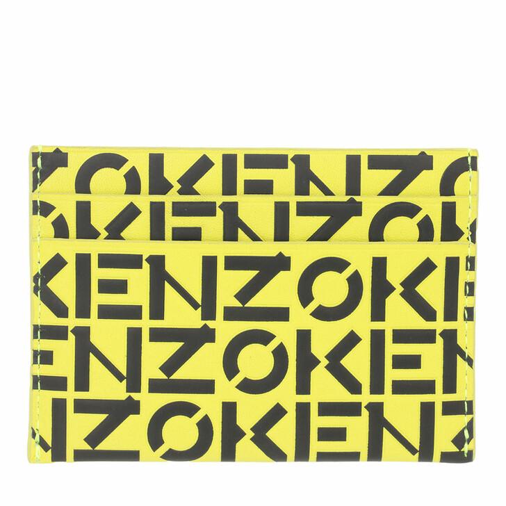 wallets, Kenzo, Card case Pistache