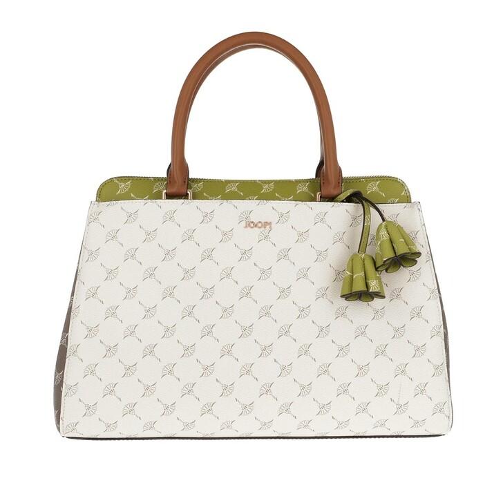 Handtasche, JOOP!, Cortina Misto Romy Handbag Offwhite