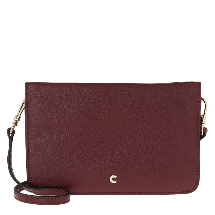 Handtasche, Coccinelle, Mini Bag Marsala