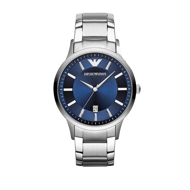 Uhr, Emporio Armani, Watch Dress AR11180 Silver