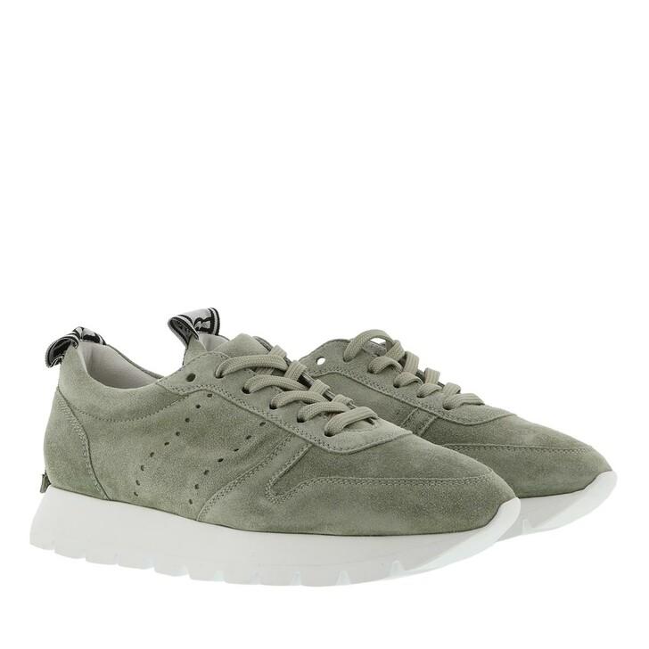 Schuh, Kennel & Schmenger, Rise X  Sneaker Suede Grey