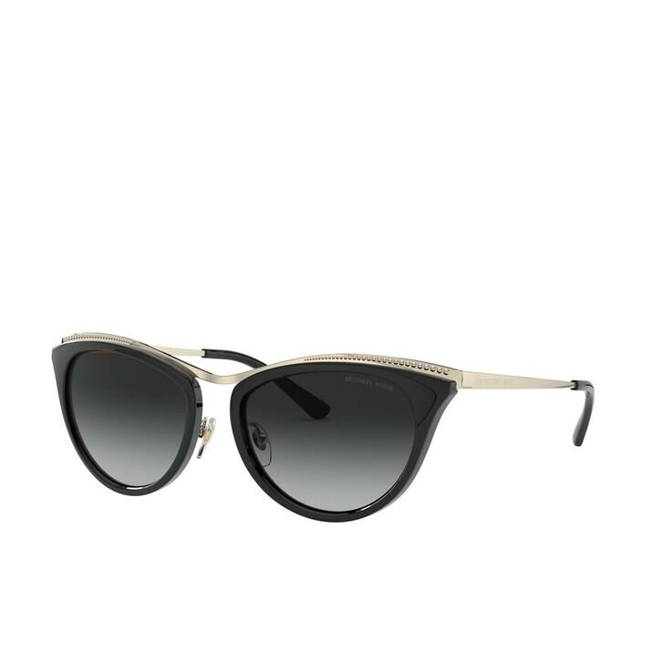 Sonnenbrille, Michael Kors, Women Sunglasses Modern Glamour 0MK1065 Light Gold