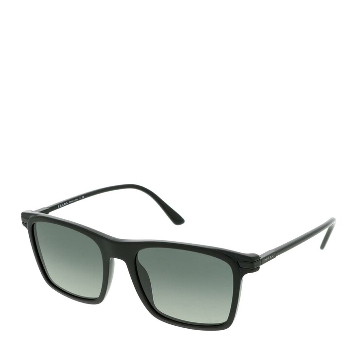 Sonnenbrille, Prada, 0PR 19XS 07F09G Man Sunglasses Heritage Black