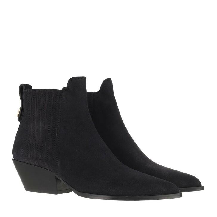 Schuh, Furla, West Ankle Boot T. 45 Nero