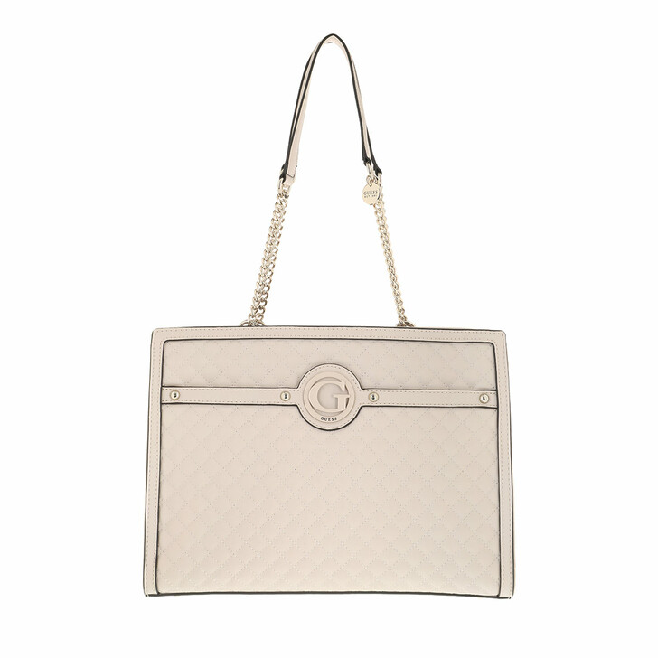 bags, Guess, Heyden Girlfriend Tote Stone