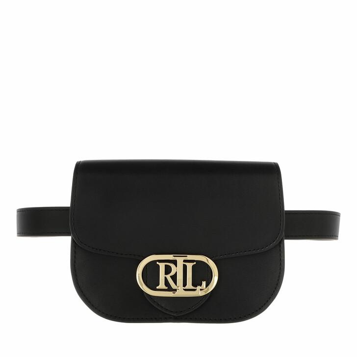 Gürteltasche, Lauren Ralph Lauren, Addie 17 Belt Bag Medium Black