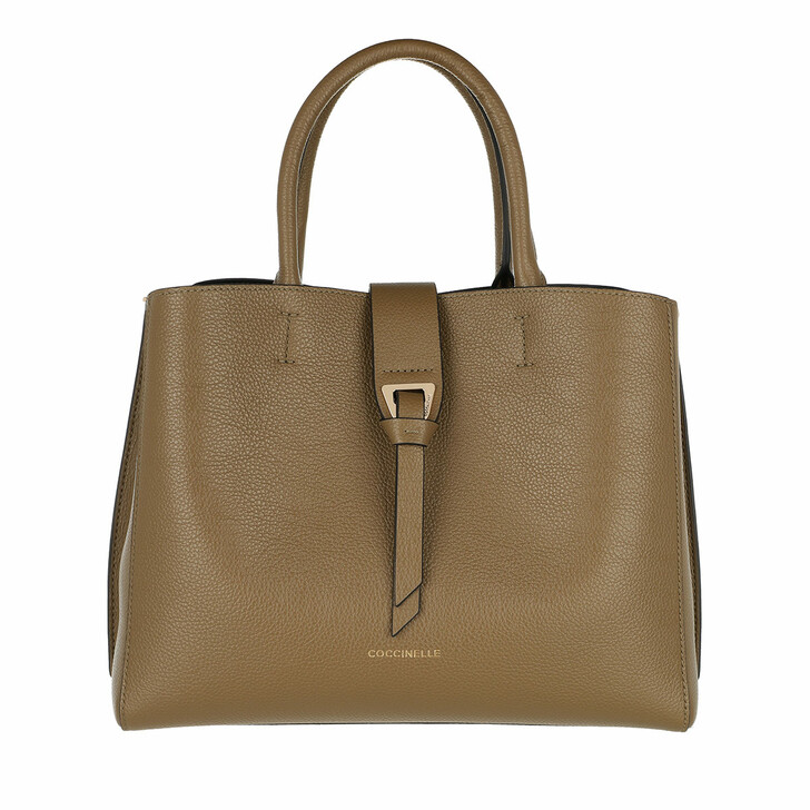 Handtasche, Coccinelle, Alba Tote Bag Moss Green