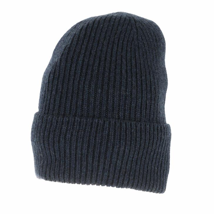 hats, Becksöndergaard, Charli Beanie Maritime Blue
