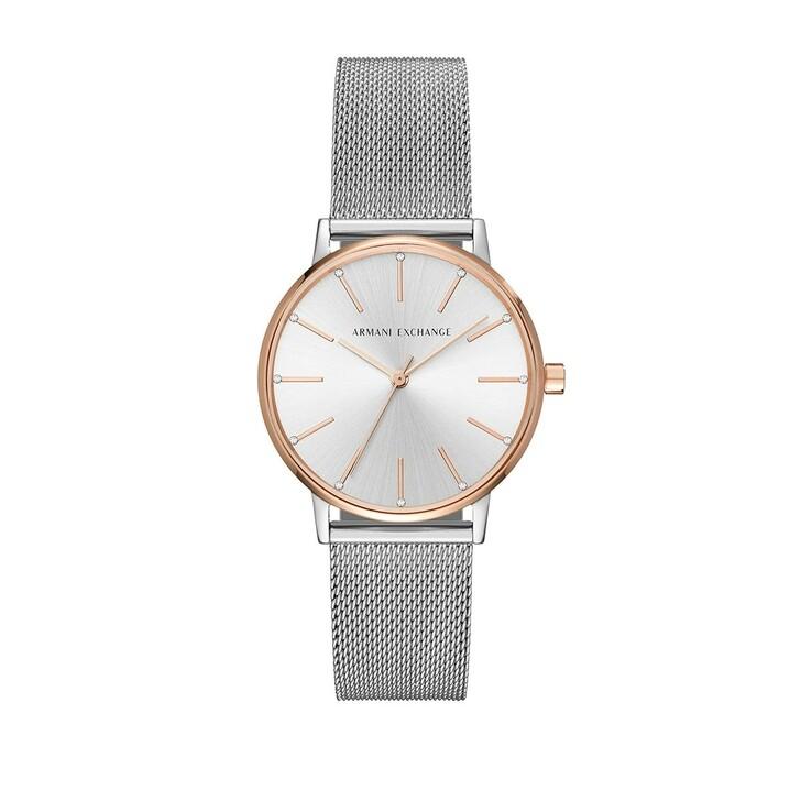 Uhr, Armani Exchange, Watch Lola AX5537 Silver