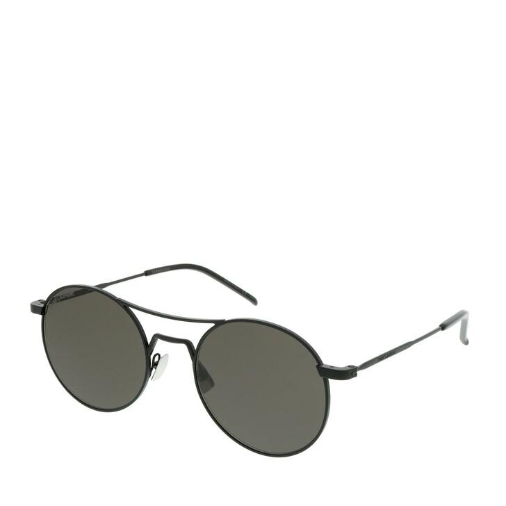 Sonnenbrille, Saint Laurent, SL 421-001 51 Sunglassses Man Black