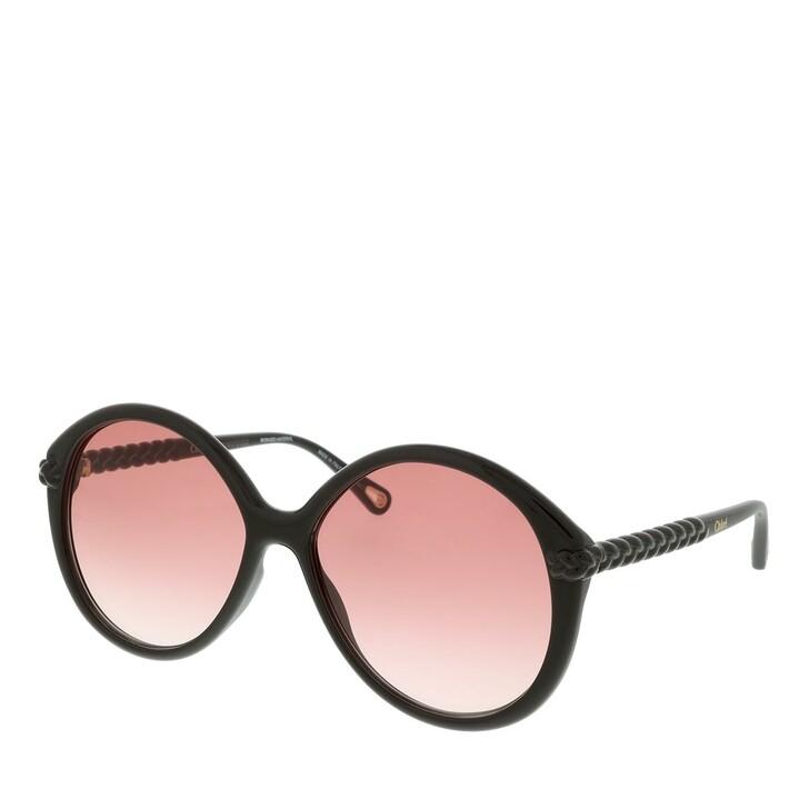 Sonnenbrille, Chloé, Sunglass WOMAN BIO INJECT BROWN-BROWN-ORANGE