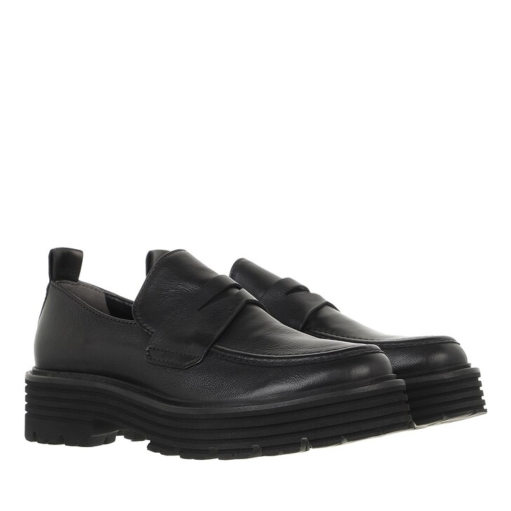 shoes, Kennel & Schmenger, Mori Flat Schwarz