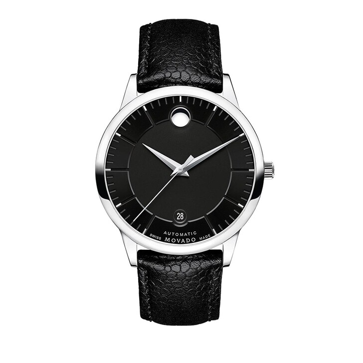 Uhr, Movado, 1881 AUTOMATIC Watch Black