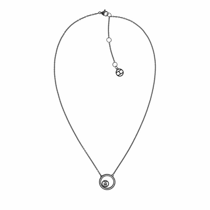 necklaces, Tommy Hilfiger, Necklace Black