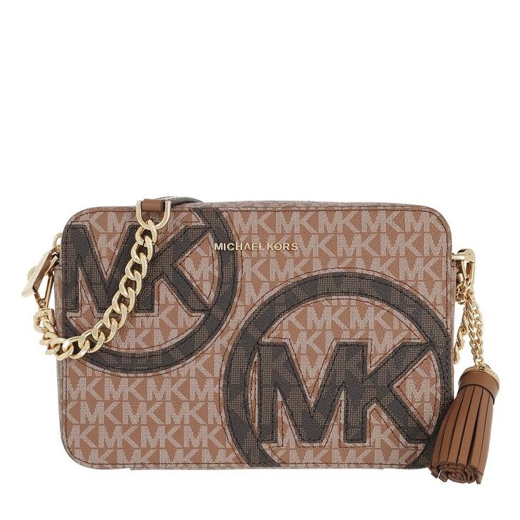Handtasche, MICHAEL Michael Kors, Jet Set Medium Camera Bag Luggage Multi
