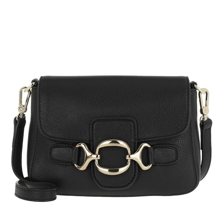 Handtasche, Abro, Crossbody Camilla Deluxe Black