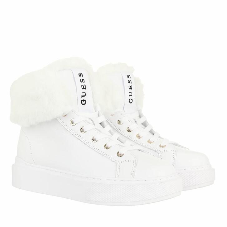 shoes, Guess, Histori White