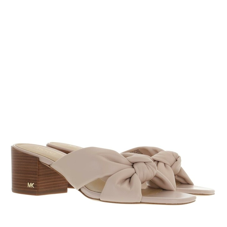 shoes, MICHAEL Michael Kors, Josie Mule Soft Pink