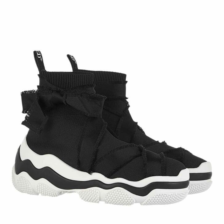 Schuh, Red Valentino, Sneaker Black/White