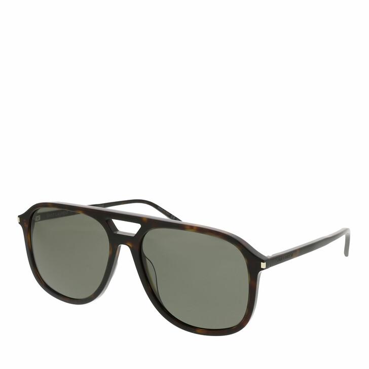 sunglasses, Saint Laurent, SL 476-004 58 Sunglass Man Acetate Havana-Havana-Grey