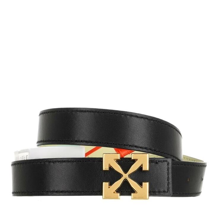 belts, Off-White, Arrow Belt H25 Black