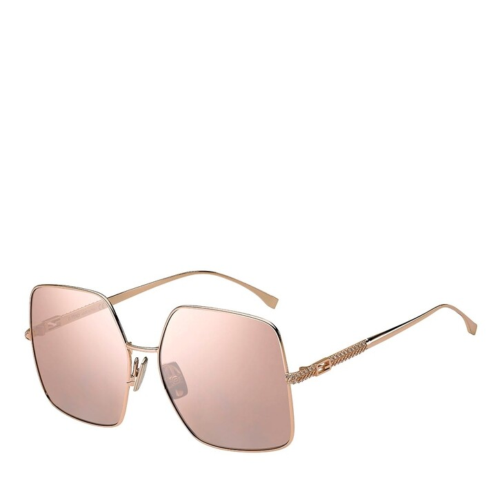 Sonnenbrille, Fendi, FF 0439/S GOLD COPPER