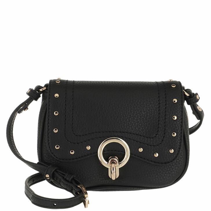 Handtasche, LIU JO, Belt Bag Nero