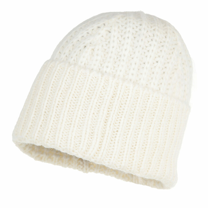 hats, Closed, Knitted Hat Ivory