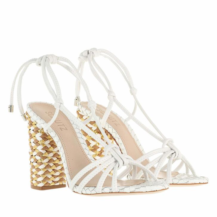 Schuh, Schutz, Sandals White
