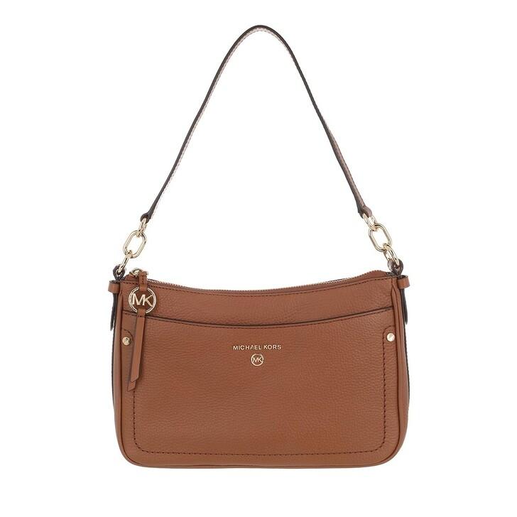 Handtasche, MICHAEL Michael Kors, Jet Set Charm Pochette Handbag Medium Leather Luggage